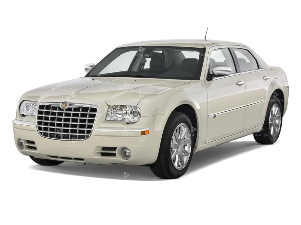 Диагностика ошибок сканером Chrysler 300C в Самаре