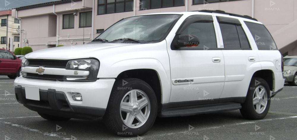 Ремонт ГУР Chevrolet Trailblazer в Самаре